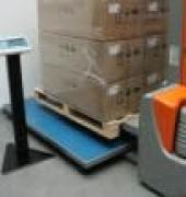 Průmyslová podlahová váha SOEHNLE 2823