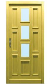 Kazetové vchodové dveře Dana 1