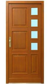 Kazetové vchodové dveře Julie 4S4K euro