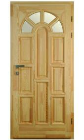 Kazetové vchodové dveře Sunshine