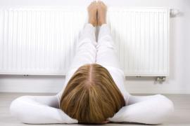 Tepelná pohoda v bytě s podlahovým topením a deskovými radiátory nízkoteplotního vytápění