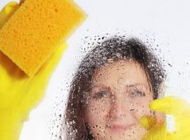 Mytí skleněných ploch