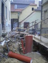 Tradiční postupy použité ve Zlaté uličce v Praze