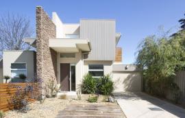 Architektonicky geniální řešení garáže