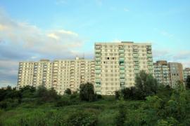 Starší bytové domy