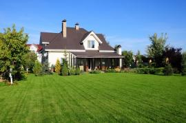 Rodinný dům s velkým pozemkem