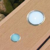 Světla megalite, dřevoplastové prkno Jumbo