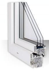 Profil plastového okna 88 Passiv (Diamant)