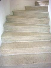 Renovované schody