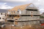 Konstrukce domu ze ztraceného bednění
