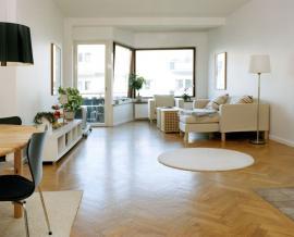 Renovovaná podlaha