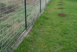Plastové plotové základy