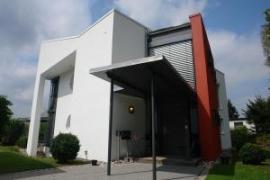 Designový pasivní dům, rok výstavby 1999-2001, Německo