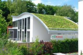 Designový pasivní dům, dokončení 2009, Německo