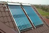 Solárně termické kolektory