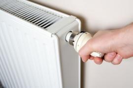 Nový radiátor s regulací