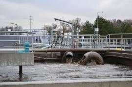 Nová čistírna odpadních vod v České Lípě