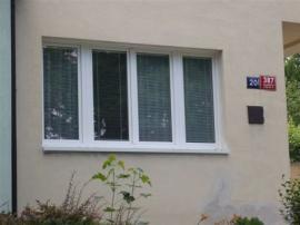 Konkrétní realizace okna v rodinném domě