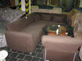 Bazarový nábytek - sedací souprava