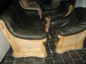 Bazarový nábytek - křesla
