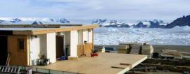 Stavební systém K-KONTROL na Antarktidě