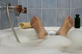 Nejčastější škody - přetékající vana