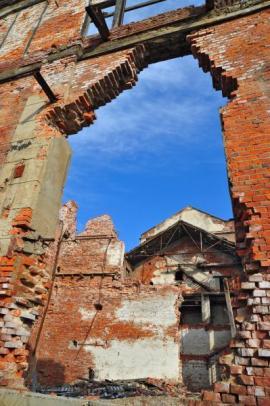 Stavba určená k demolici
