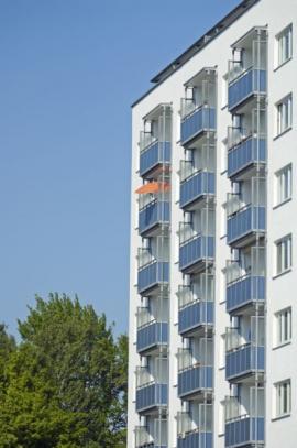 Moderní bytový dům