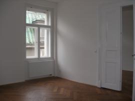 Rekonstruovaný byt v historickém domě