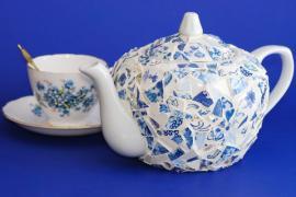 I s úlomky porcelánu lze kouzlit