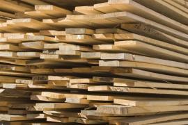 Stavební řezivo - prkna