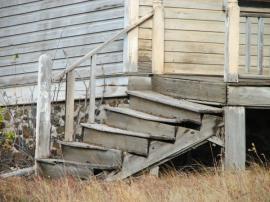 Některá schodiště již renovovat nelze