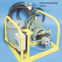 Elektrohydraulický pohon