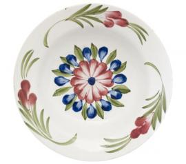 Malovaný talíř