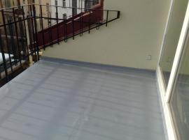 PVC izolace lodžie