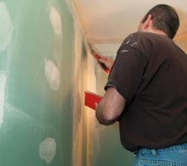 Impregnovaný zelený sádrokarton nahradí zdivo
