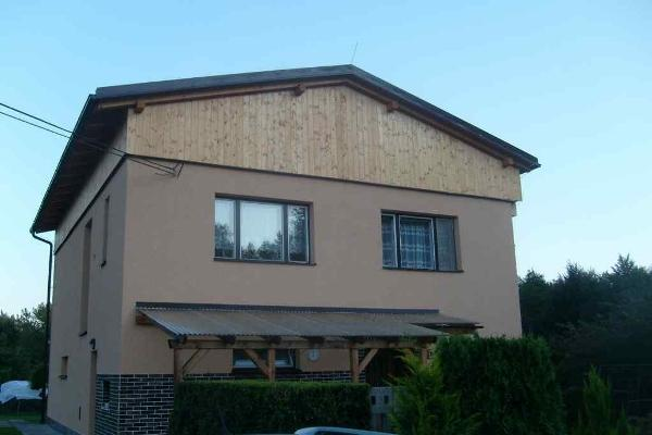 Rekonstrukce střechy rodinného domu v Ostravě