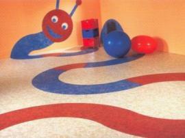 Ukázka realizace PVC podlahy Novilon