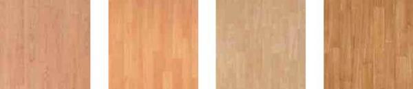 Ukázky dekorů podlah Novilon Prima