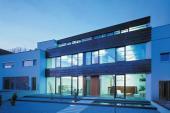 Sídlo architektonické kanceláře v pasivním standardu POPPE*PREHAL ARCHITEKTEN, Steyr