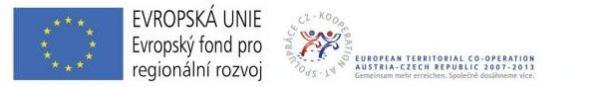Spolufinancováno Evropskou unií z Evropského fondu pro regionální rozvoj