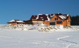 Hrubá stavba domu - technologická zimní přestávka
