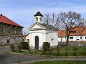 Obec Postřižín, kaplička