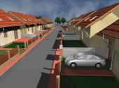 3D vizualizace lokality
