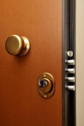 Bezpečnostní vstupní dveře do bytu
