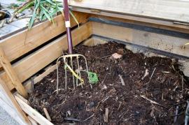 Vyzrálý kompost
