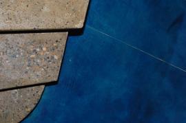 Dekorativní betonová podlaha v restauraci Pinta
