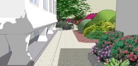Projekt zahrady