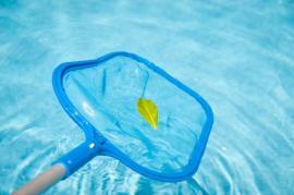 Bazénová síťka