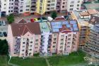 Instalace solárních kolektorů